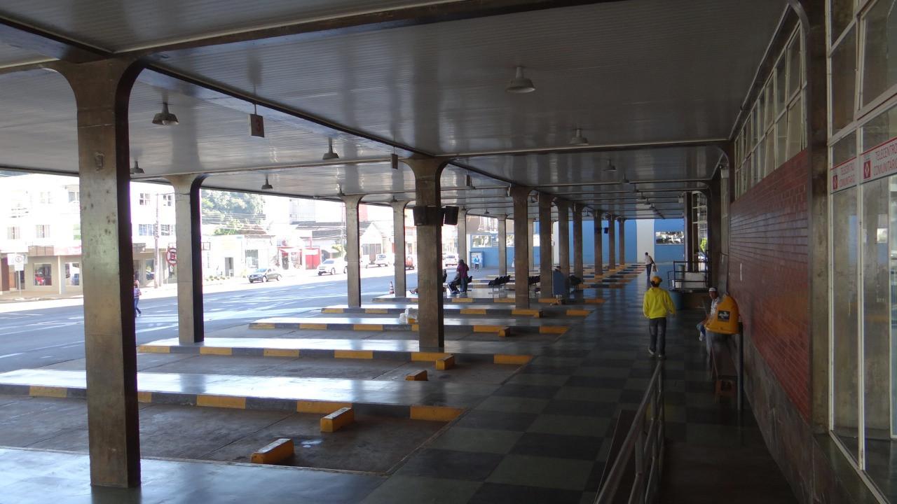 Terminal rodoviário passará por revitalização