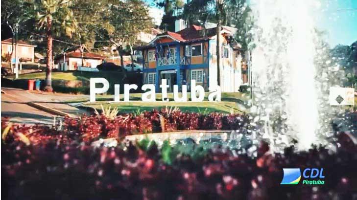 CDL lança campanha de retomada gradual do setor turístico em Piratuba