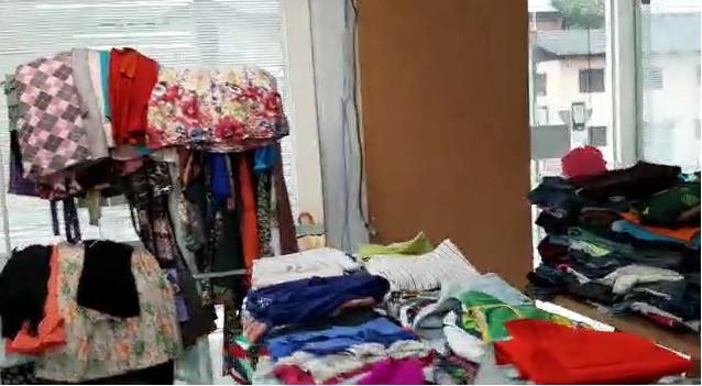 CDL de Arabutã inicia a campanha do agasalho