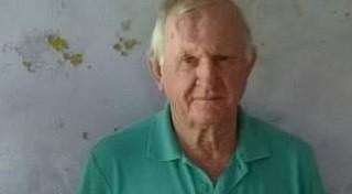 Familiares procuram por idoso em Concórdia