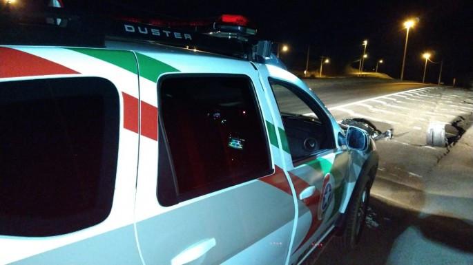 Homem morre atropelado no trevo de acesso a Jaborá
