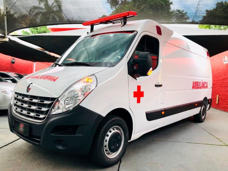 Secretaria de Saúde de Xavantina adquire ambulância