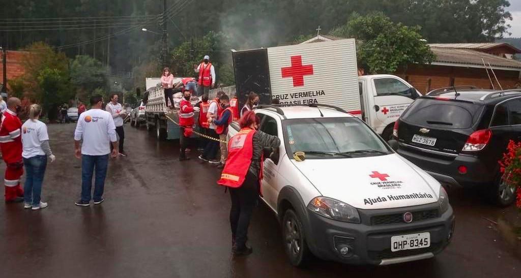 Apoio aos atingidos pelos temporais de junho arrecada mais de R$ 33 mil