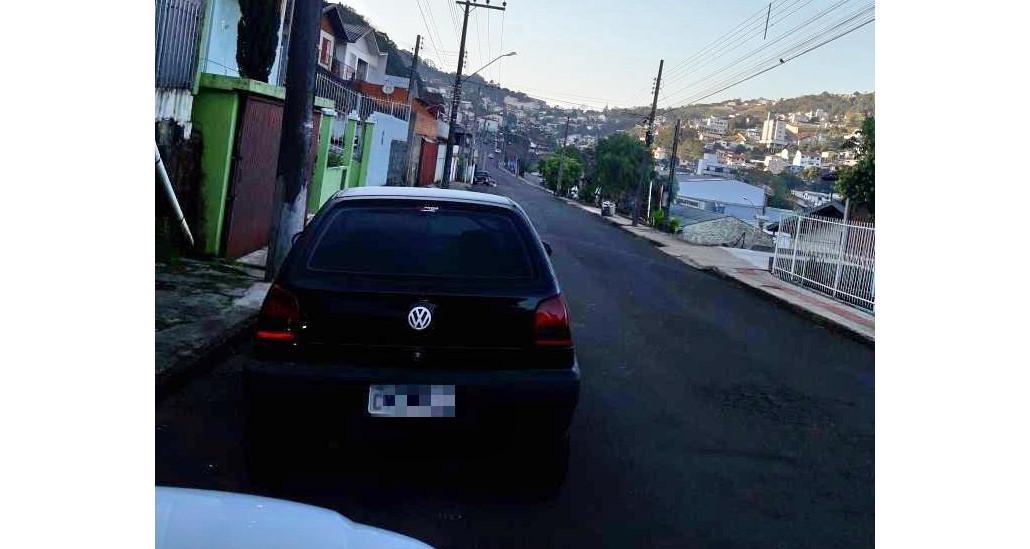 PM registra três furtos de veículo em Concórdia nas últimas horas
