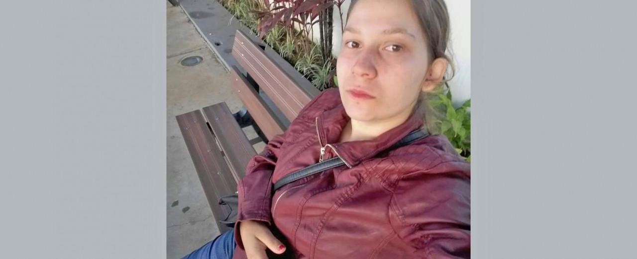 Jovem de Concórdia está desaparecida desde segunda-feira