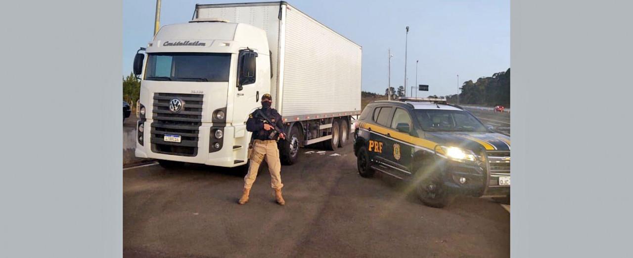 Polícia Rodoviária Federal recupera 200 veículos furtados ou roubados em SC de janeiro a agosto