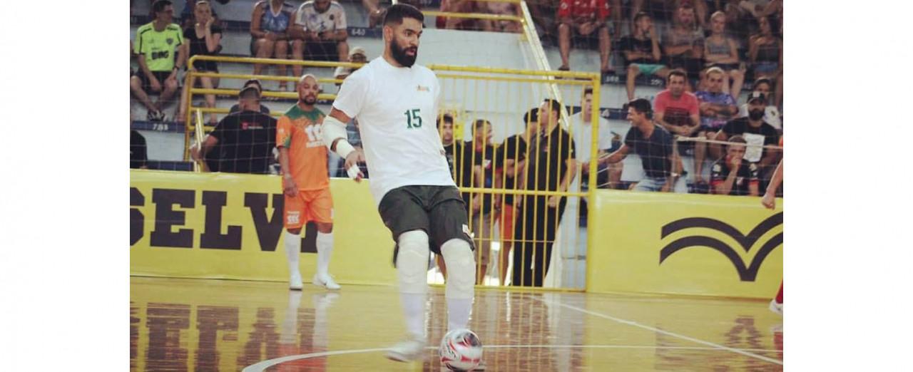 Goleiro Nano troca de clube no futebol gaúcho