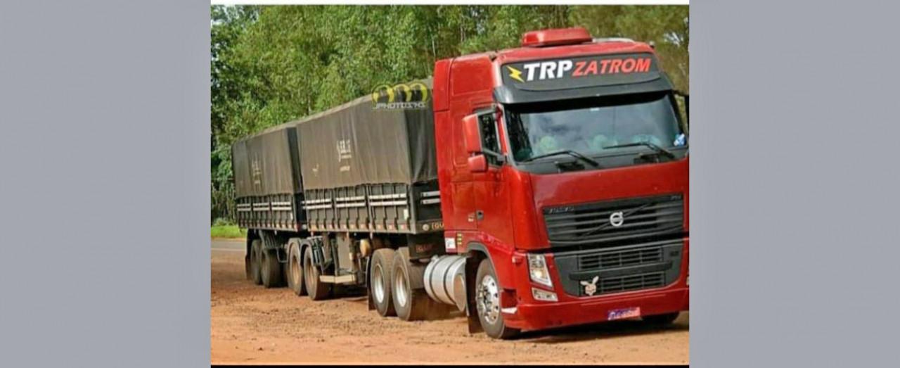 Carreta de empresa de Irani é furtada no Paraná