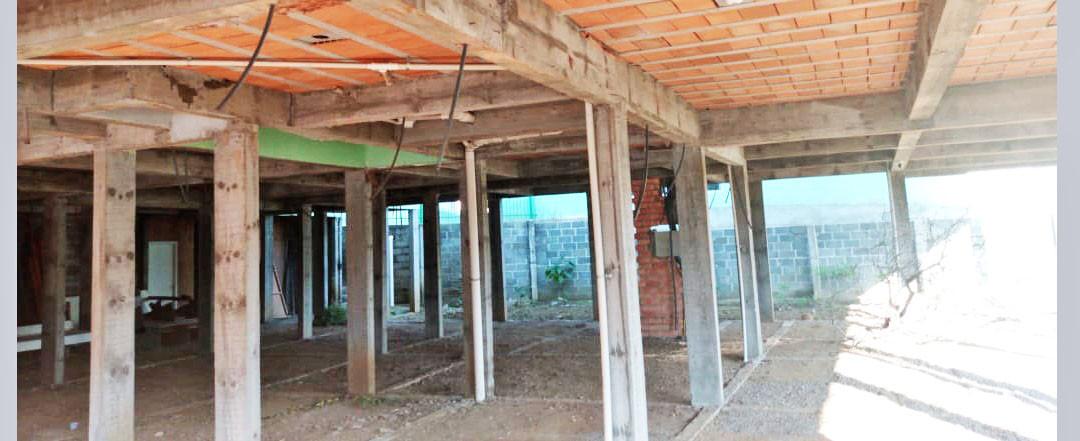 Prefeitura de Peritiba vai concluir a construção da Unidade Básica de Saúde