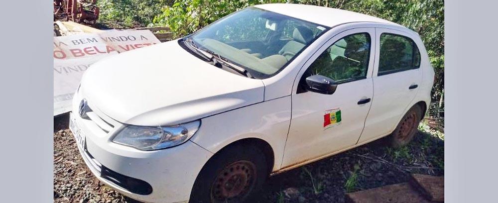 Prefeitura de Alto Bela Vista arrecada mais de R$ 440 mil em leilão de bens