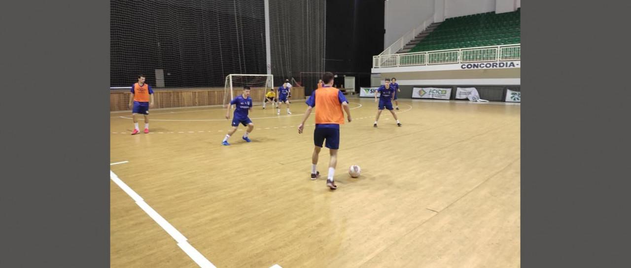 ACF enfrenta o Lages Futsal na segunda rodada do Campeonato Estadual