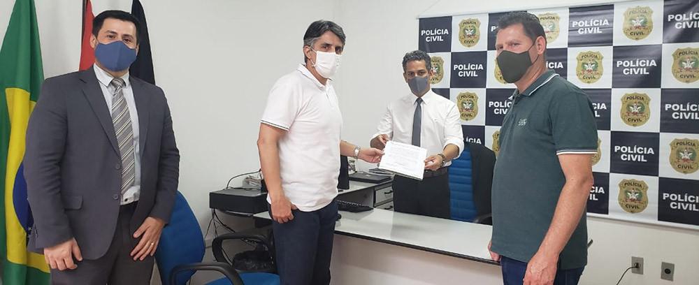 Coligação de Pacheco e Massocco denuncia disseminação de fake news