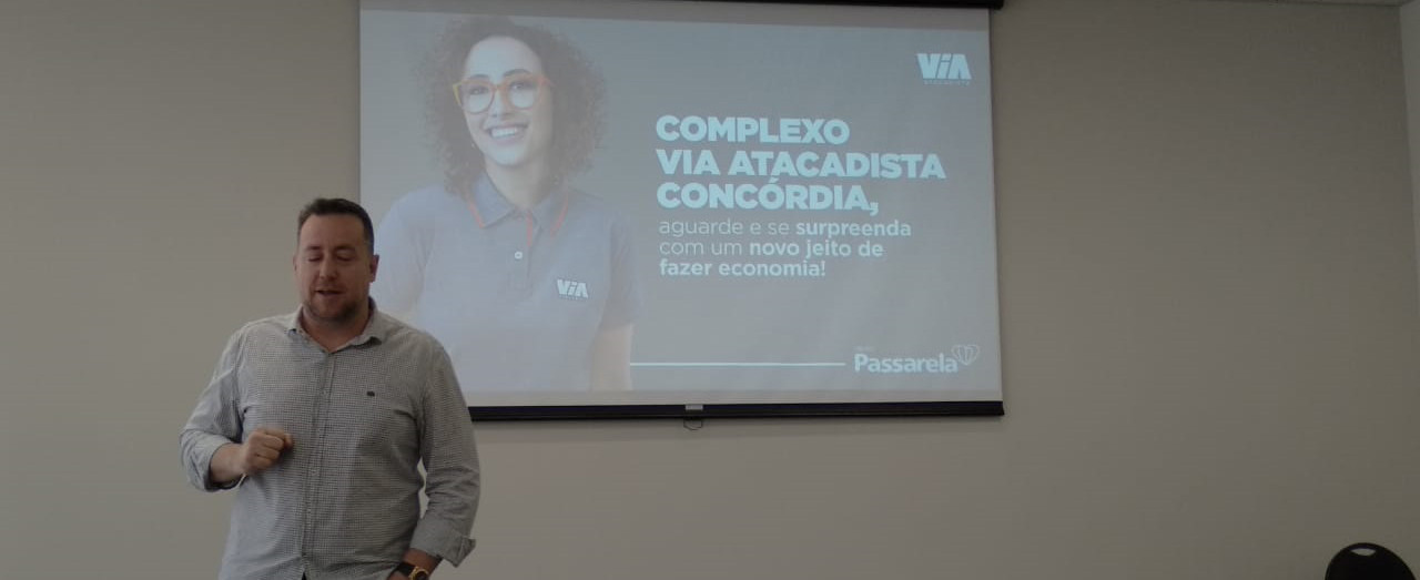 OUÇA: Grupo Passarela anuncia investimento de R$ 30 milhões em Concórdia