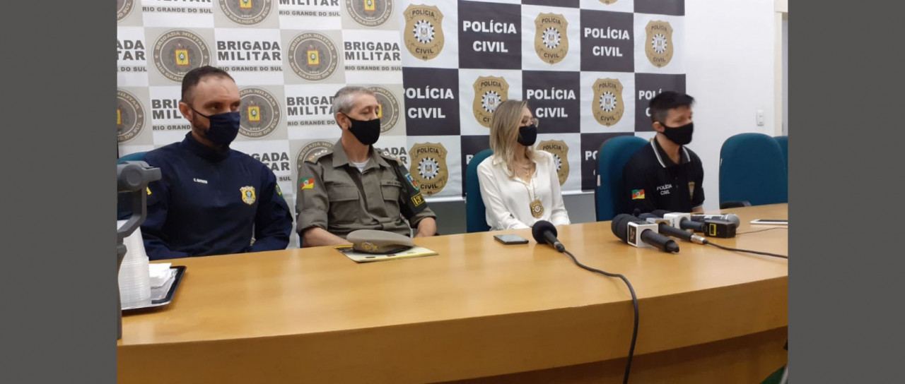 Sequestro da médica em Erechim foi executado por três pessoas