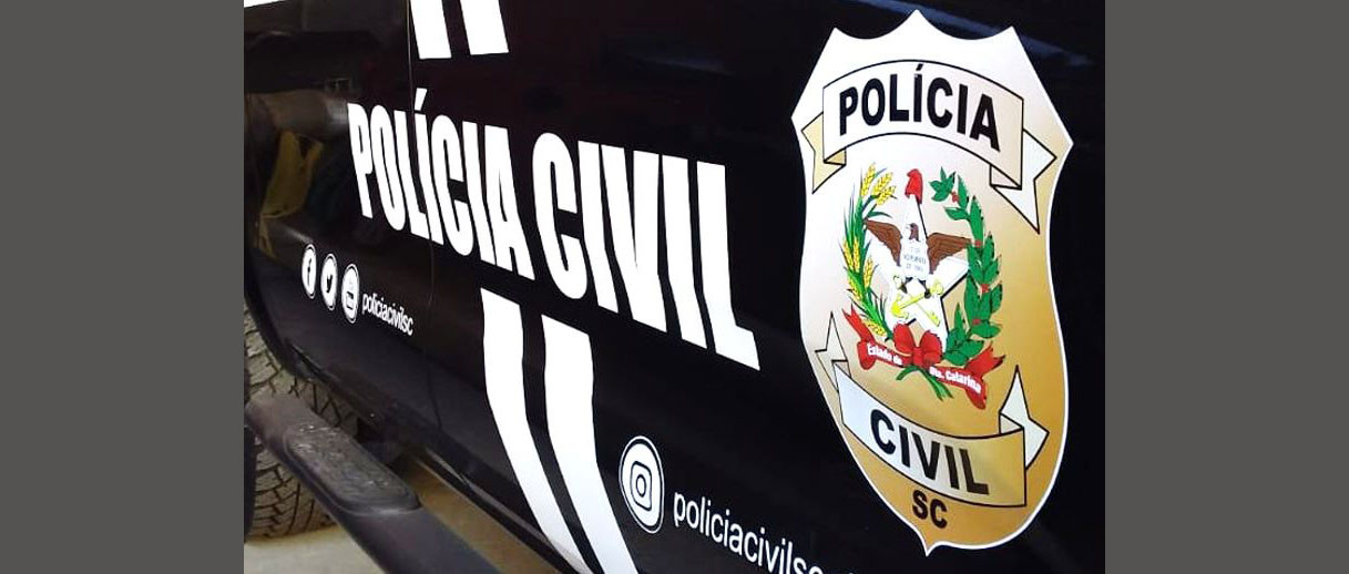 """Operação """"Súcia"""" Polícia Civil de Concórdia prende duas pessoas"""