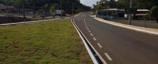 OUÇA: Após mais de sete anos de trabalhos, SC 467 é inaugurada