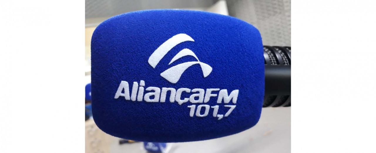 Rádio Aliança dá mais um passo importante no processo de migração para o FM