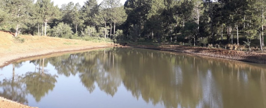 Catanduvas inicia hoje o racionamento de água por conta da estiagem