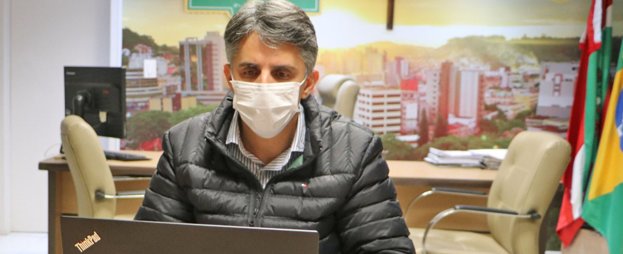 Pacheco acredita que alguns leitos de UTI para a Covid-19 podem ser reabilitados nesta semana