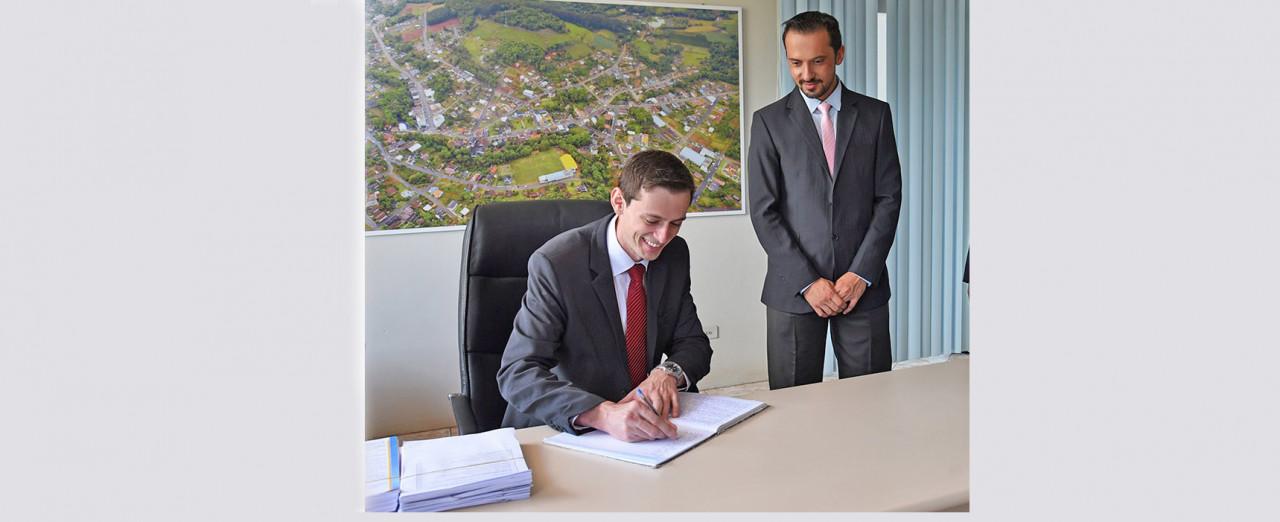 Nova administração de Ipira define secretários