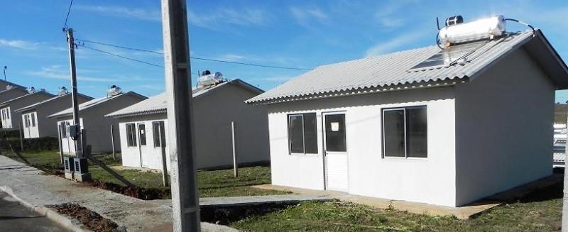 OUÇA: Ação Social quer zerar déficit habitacional em Concórdia