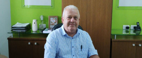 Nevio Mortari é eleito presidente da Amosc