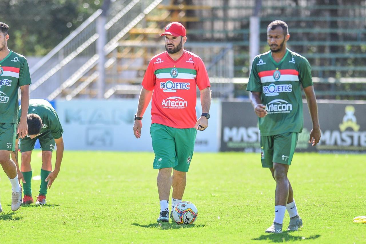 Por falta de laudo, Concórdia vai estrear em Chapecó na Copa SC
