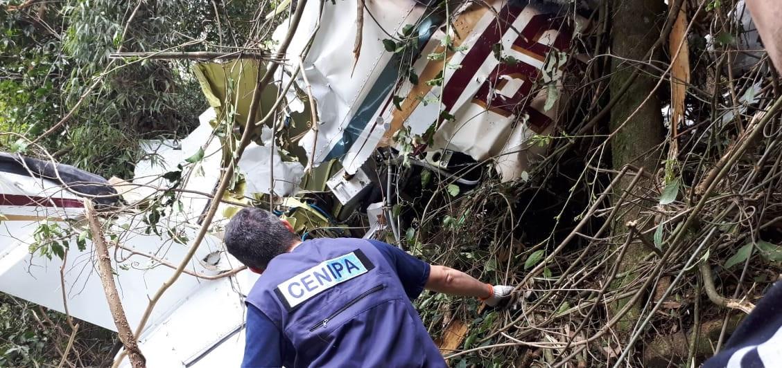 Desde o ano de 2018, três acidentes aéreos já foram registrados na região