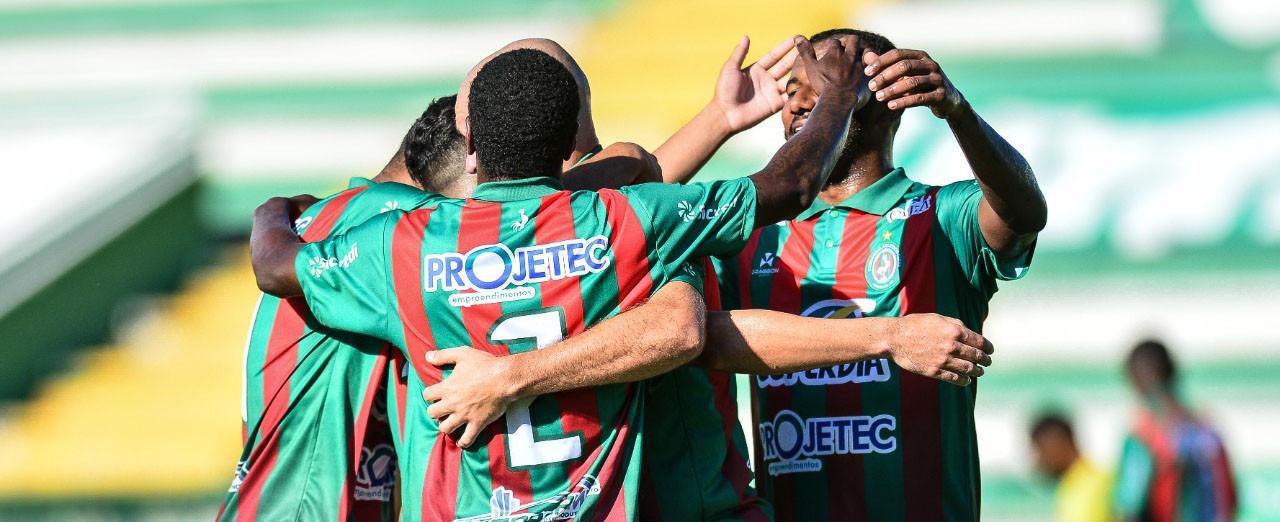 Concórdia Atlético Clube goleia o Navegantes na estreia da Copa SC