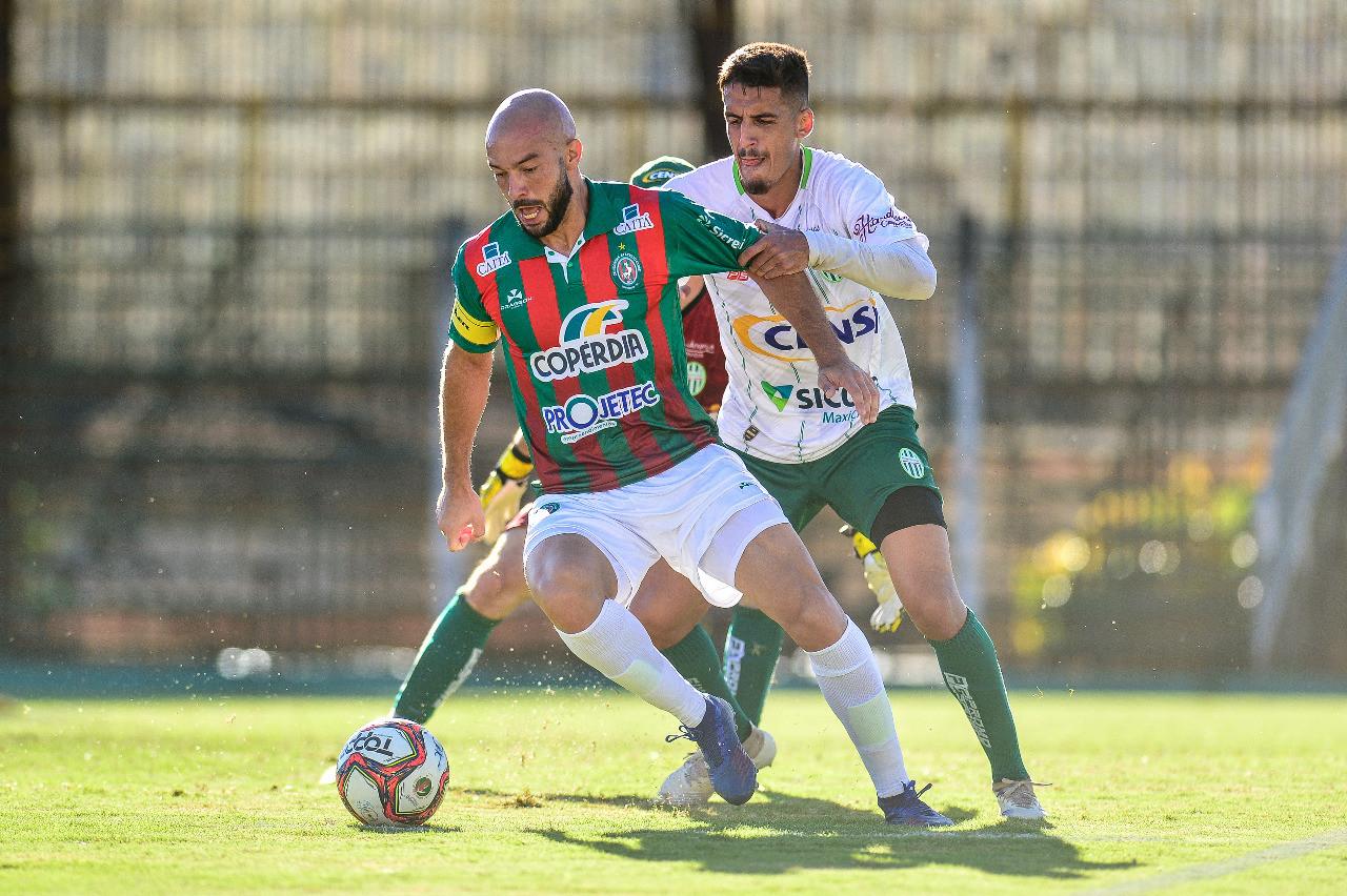 Concórdia perde para o lanterna do Campeonato Catarinense