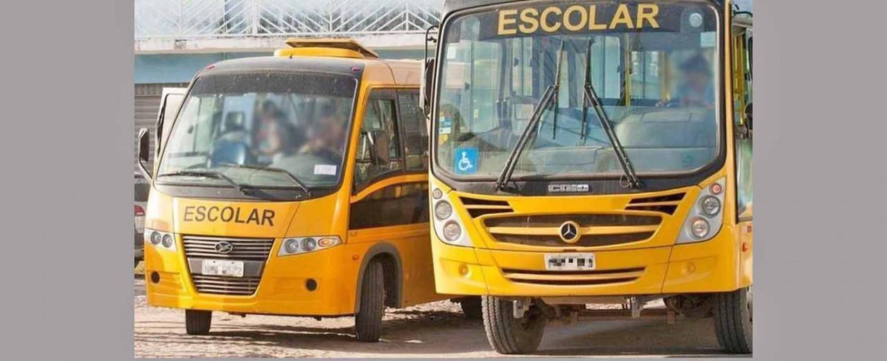 Transporte escolar urbano está suspenso a partir desta segunda-feira em Seara
