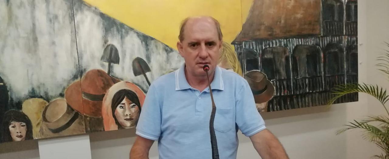OUÇA: Zagonel é o novo presidente da Associação dos Vereadores do Alto Uruguai Catarinense