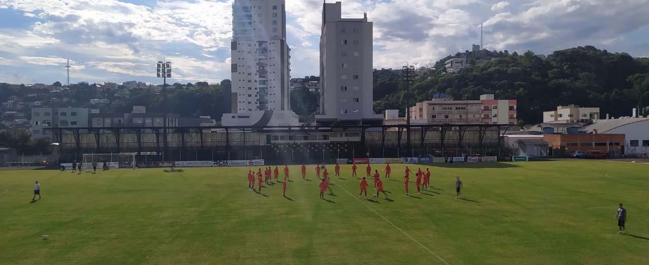 Concórdia visita Juventus na última rodada da primeira fase do Campeonato Catarinense