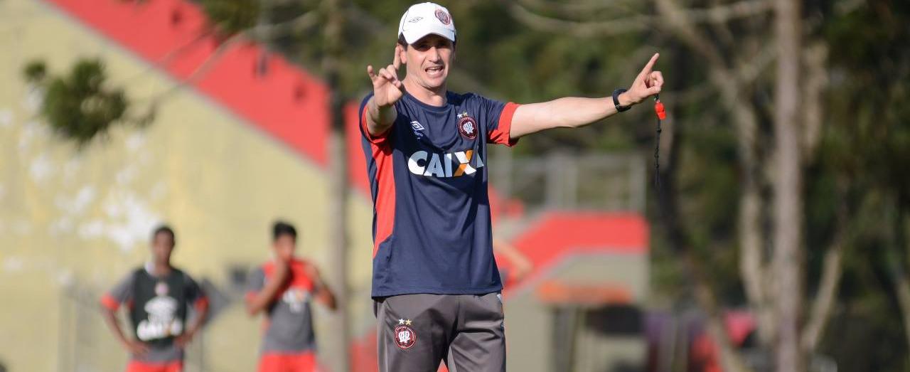 Concordiense será auxiliar técnico no time principal do Grêmio