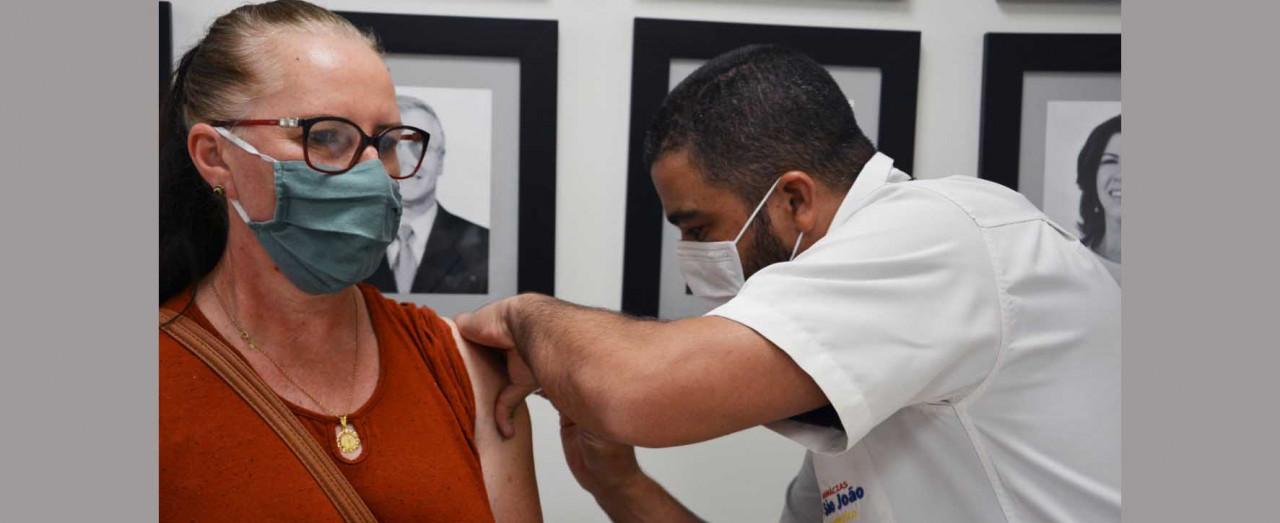 CDL e ACIC Concórdia iniciam campanha de vacinação contra a gripe A