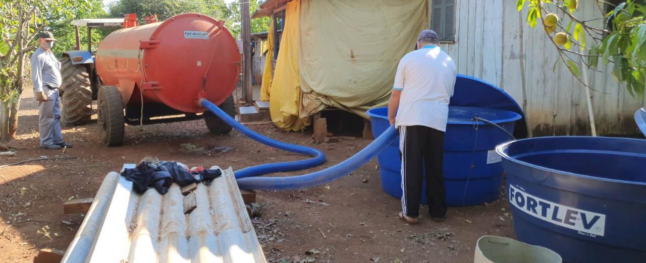 Quatro prefeituras da microrregião mantém Decreto de Situação de Emergência por conta da estiagem