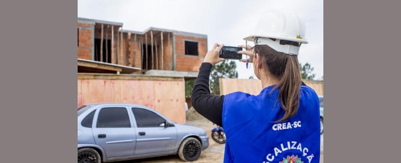 OUÇA:  Regional do Crea inicia fiscalização de impacto na região