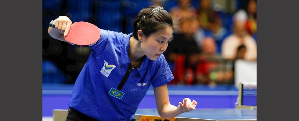 Mesatenista Jessica Yamada é uma das atletas já garantidas nos Jogos Olímpicos de Tóquio