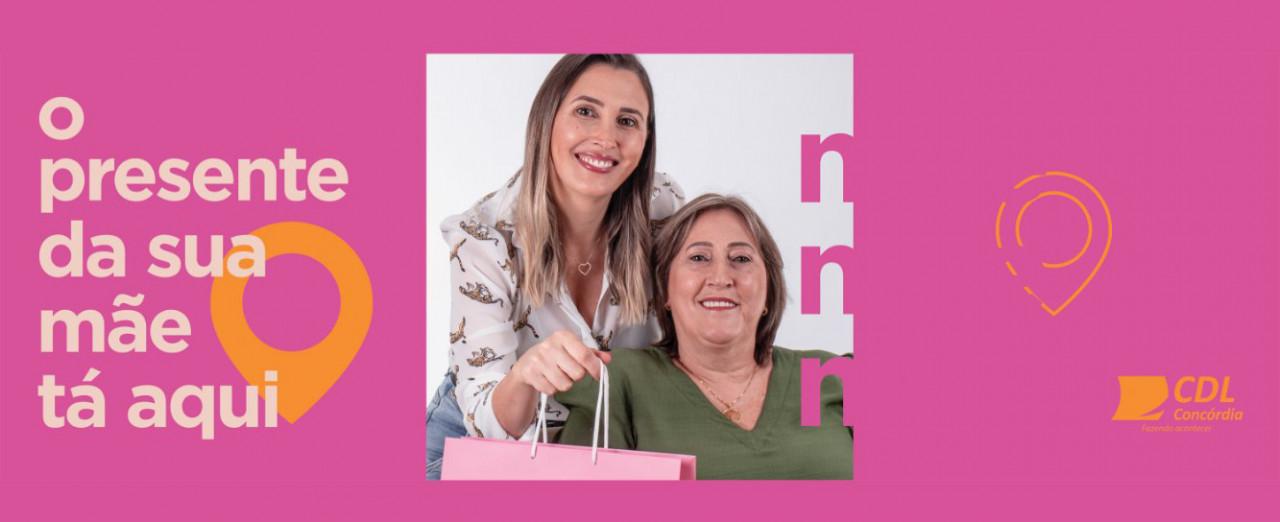 OUÇA: Comércio de Concórdia otimista com as vendas para o Dia das Mães