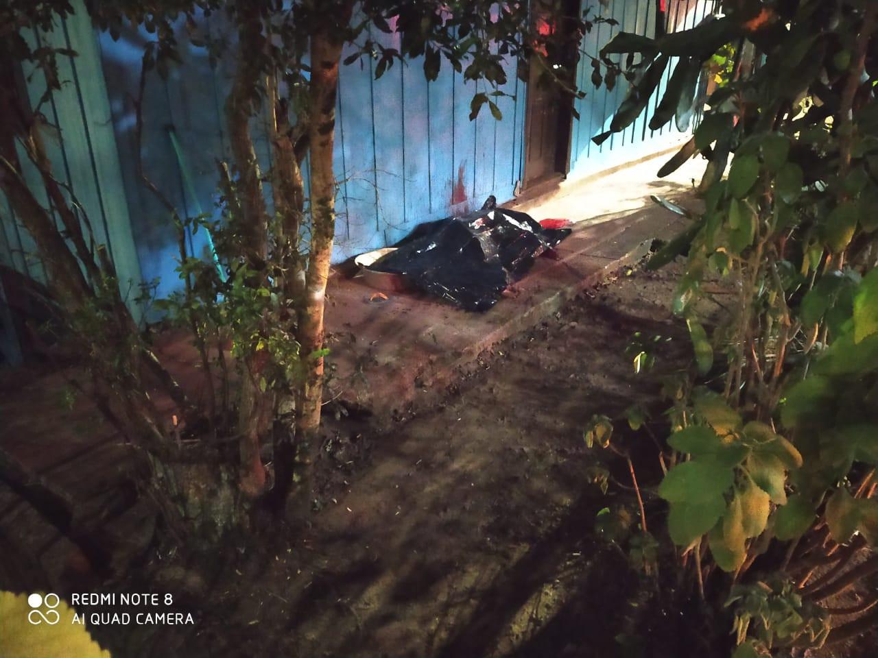 Homem é morto por vários golpes de facão em Concórdia