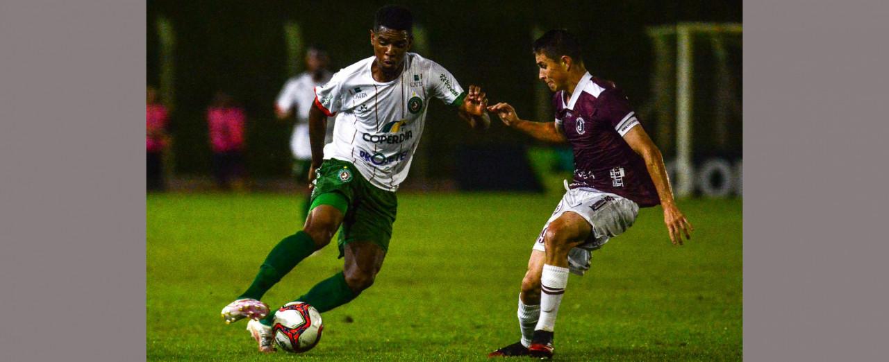 Concórdia Atlético Clube renova com nove jogadores