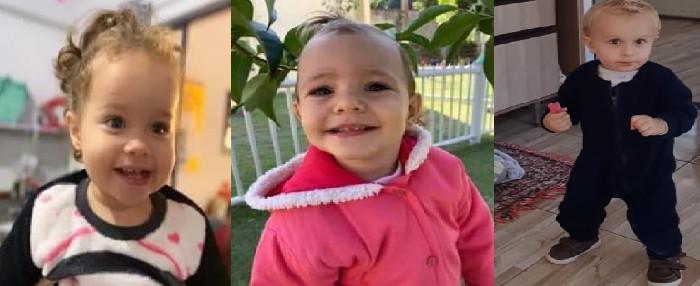 Identificadas as crianças vítimas de atentado em Saudades
