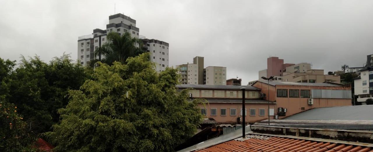 Quantidade de chuva das últimas horas já é maior que todo o mês de abril