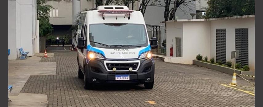 Autor de chacina em creche de SC tem alta do hospital