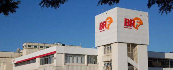 BRF tem lucro líquido de R$ 22 milhões e crescimento de 18% na receita líquida no primeiro trimestre