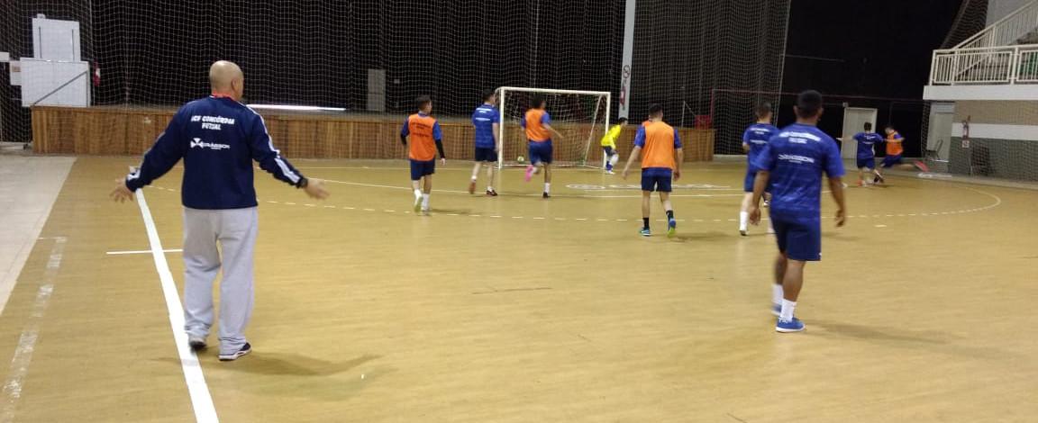 Série Ouro do Catarinense de Futsal inicia nesta semana com dois jogos