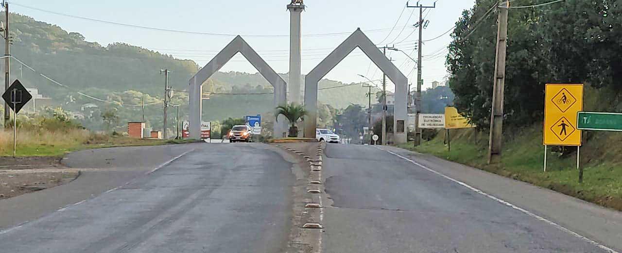 Governador vem a Concórdia em junho para anunciar a duplicação da Tancredo Neves