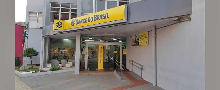 Banco do Brasil de Capinzal suspende atendimento após funcionários testarem positivo para a Covid-19