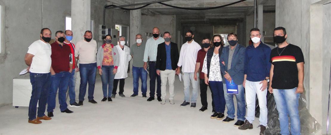 OUÇA: Hospital Izolde Dalmora terá mais 14 leitos ainda neste ano