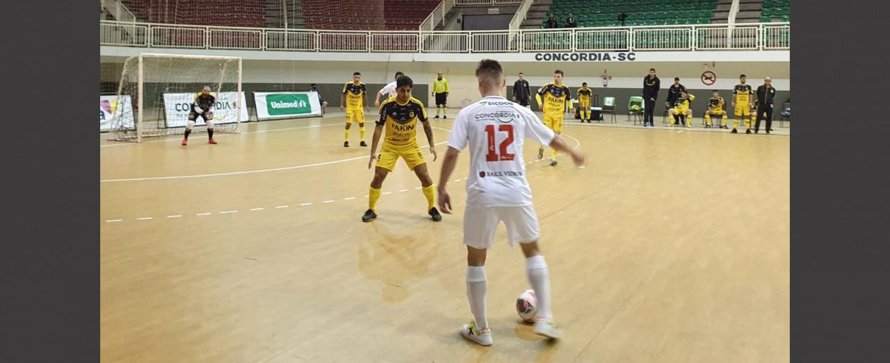 ACF perde na estreia da Série Ouro do estadual